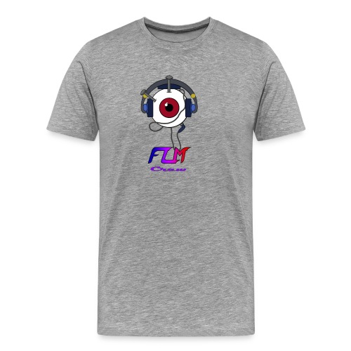 FLM Crew - T-shirt Premium Homme