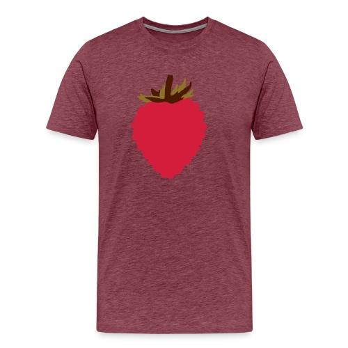 Wild Strawberry - Men's Premium T-Shirt