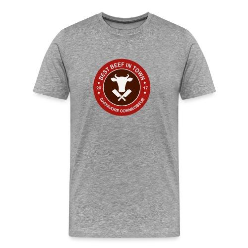 Best Beef in Town Shirt - Männer Premium T-Shirt