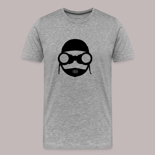 Peeper Biker - Männer Premium T-Shirt