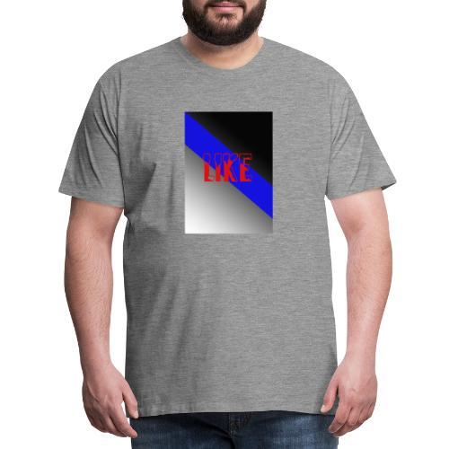 like - T-shirt Premium Homme