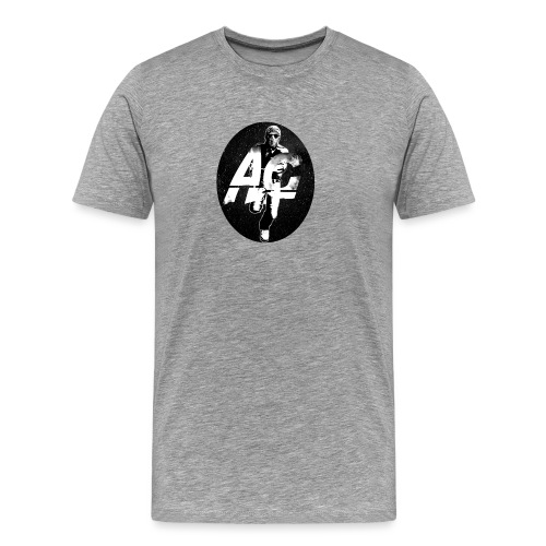 AGNITIO ROUND LOGO - Men's Premium T-Shirt
