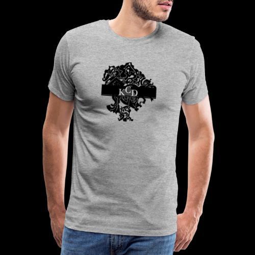 KCD Small Print - Men's Premium T-Shirt