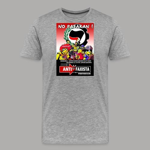 No pasaran - T-shirt Premium Homme