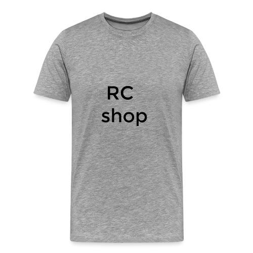 logo RCshop - T-shirt Premium Homme