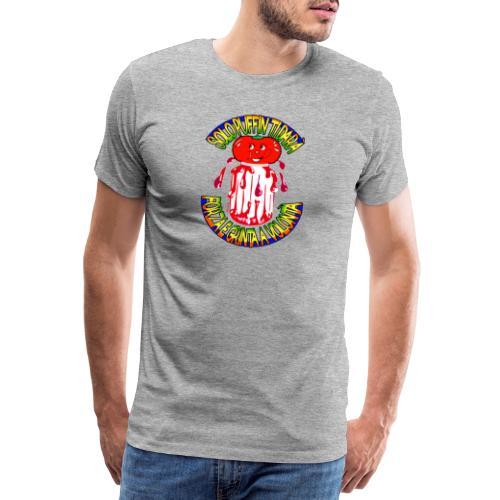 Puffin - Maglietta Premium da uomo