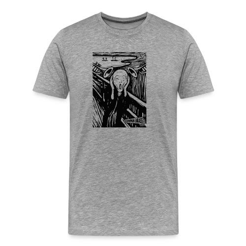 Oompah Brass Scream - Men's Premium T-Shirt