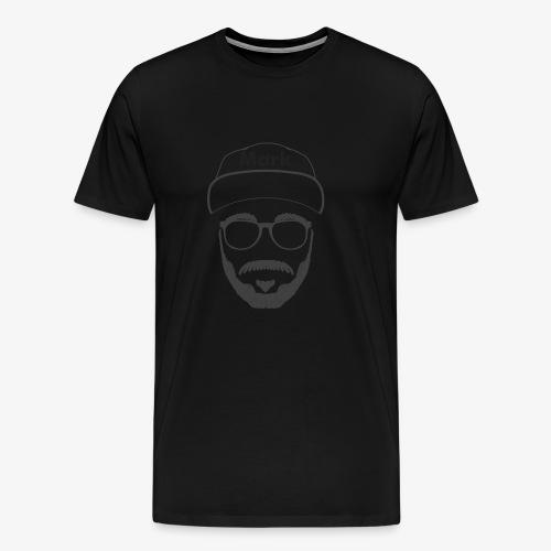Mark - Nicht Kaddafelt - Männer Premium T-Shirt
