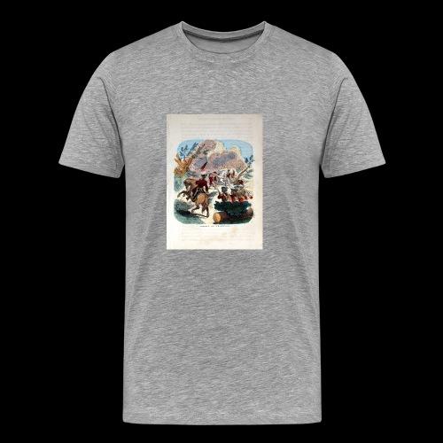 Military2 - Men's Premium T-Shirt