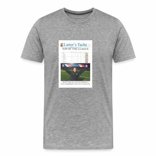Issue 2 Front Cover - Men's Premium T-Shirt
