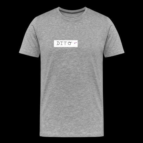 dito - Camiseta premium hombre