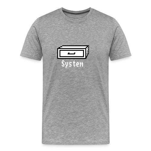 drawer system - Men's Premium T-Shirt