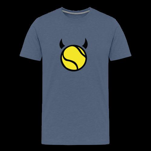 Teufel Schwarz - Männer Premium T-Shirt