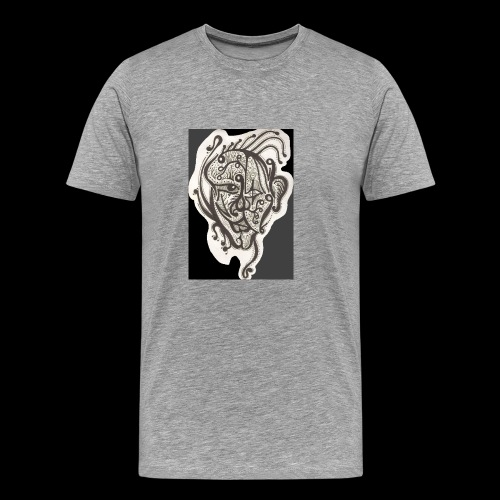 The Draconis Gallery Of Osogoro - Men's Premium T-Shirt