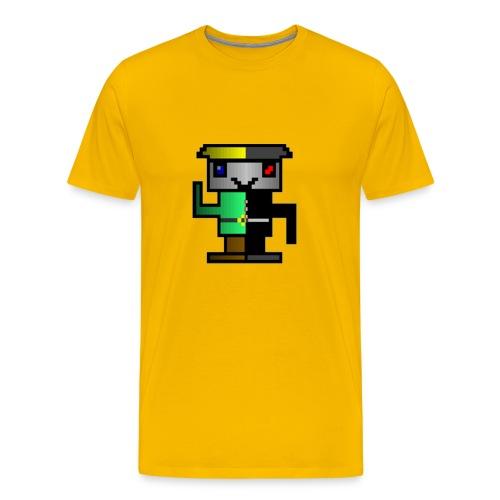 LogoJP2 2048 - Männer Premium T-Shirt