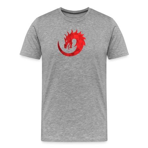 Dragon Rouge - T-shirt Premium Homme
