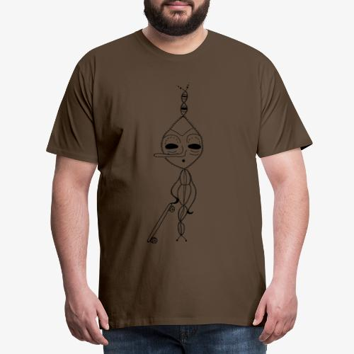 Schreckschraube - Männer Premium T-Shirt
