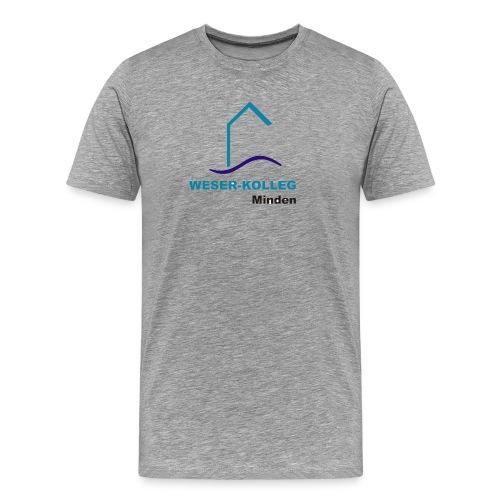 wkmlogo - Männer Premium T-Shirt