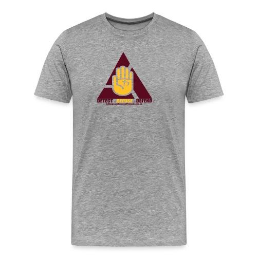 1stResponse Logo - Men's Premium T-Shirt