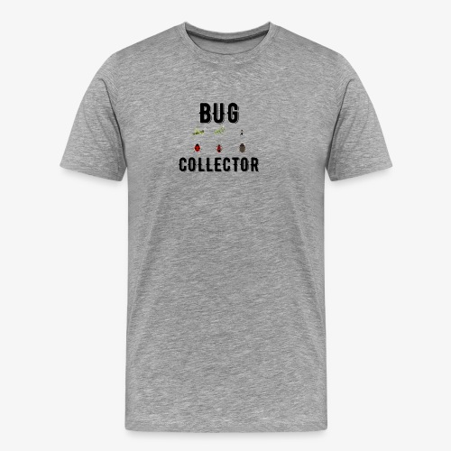 Illustrated Design For Bug Collectors - Men's Premium T-Shirt