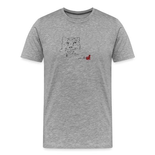 TIGER - Maglietta Premium da uomo