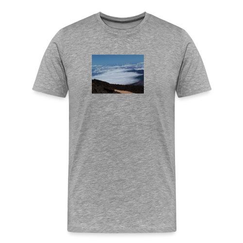 100 0443 - Camiseta premium hombre