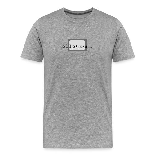 kellerlogotv18cm - Männer Premium T-Shirt