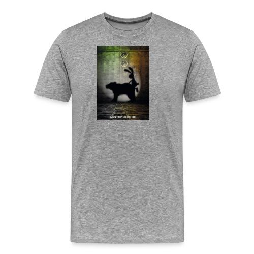 Easter BearDance - Männer Premium T-Shirt