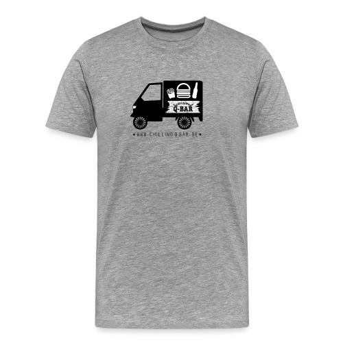 ape solo neu - Männer Premium T-Shirt