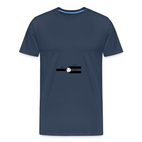 Be Dat Cat | Alf Da Cat - Men's Premium T-Shirt