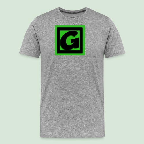 G-team Logo - Men's Premium T-Shirt