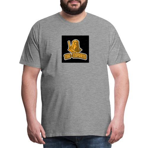 Tsg-Esports Logo main. - Herre premium T-shirt