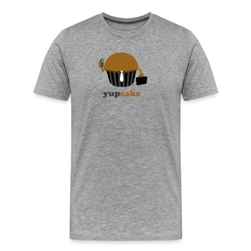 yupcake - Mannen Premium T-shirt