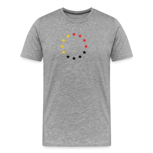 United Europe Tres - Männer Premium T-Shirt