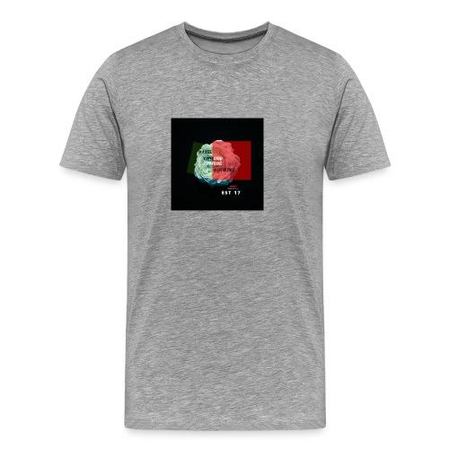 kiss adc - Camiseta premium hombre