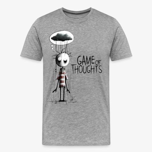Brainy - Männer Premium T-Shirt