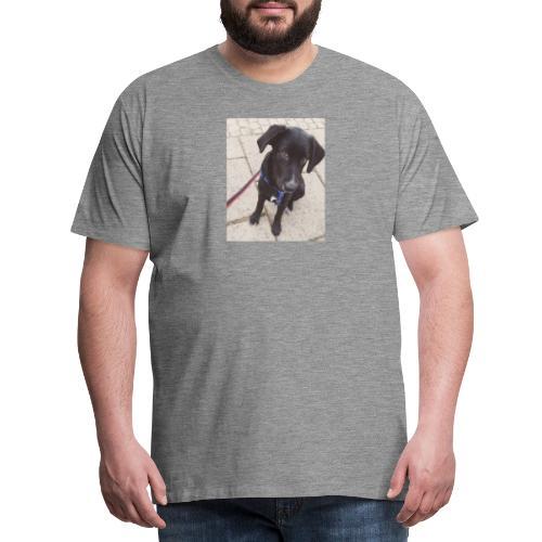 Hund twix - Männer Premium T-Shirt