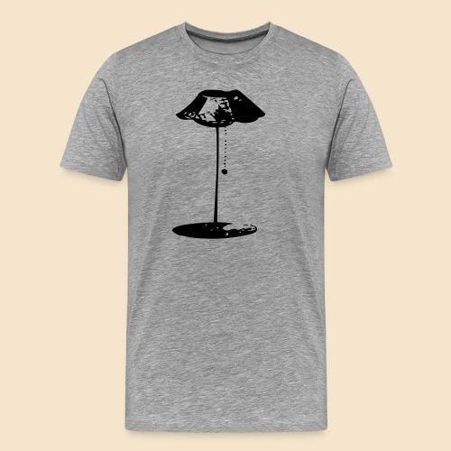 Lampe - Männer Premium T-Shirt