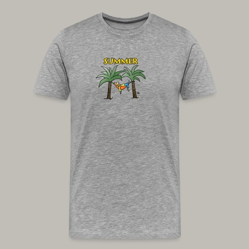 Meditation - T-shirt Premium Homme