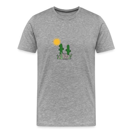 GOURDE - T-shirt Premium Homme