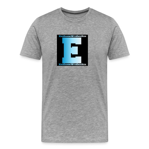 XxxGamingWithEnzoXxx - Men's Premium T-Shirt