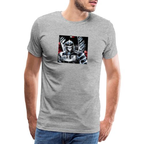 koszulka patriotyczna husaria - Koszulka męska Premium