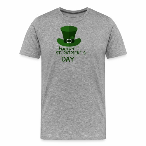 Happy St Patricks Day - Männer Premium T-Shirt