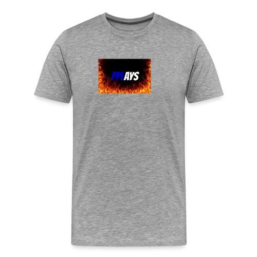 Youtube_Logo - Men's Premium T-Shirt