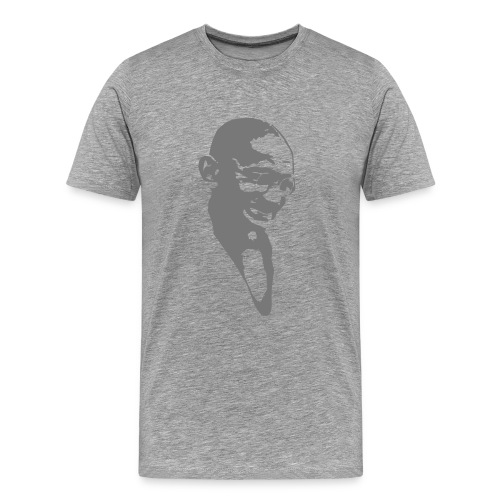 ghandi - Men's Premium T-Shirt