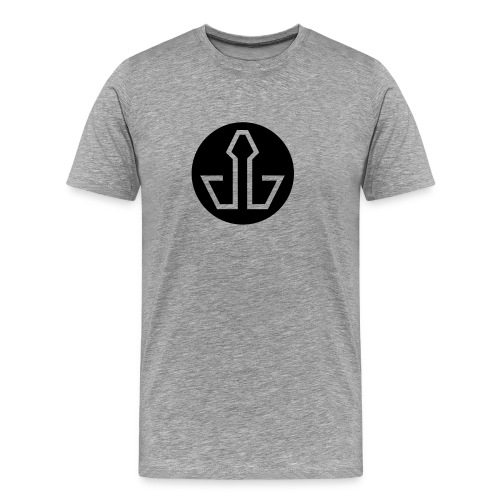 JRm Black - Men's Premium T-Shirt
