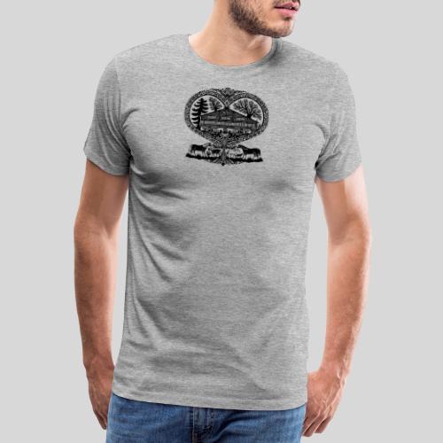 Begegnungshof Wösch - Männer Premium T-Shirt