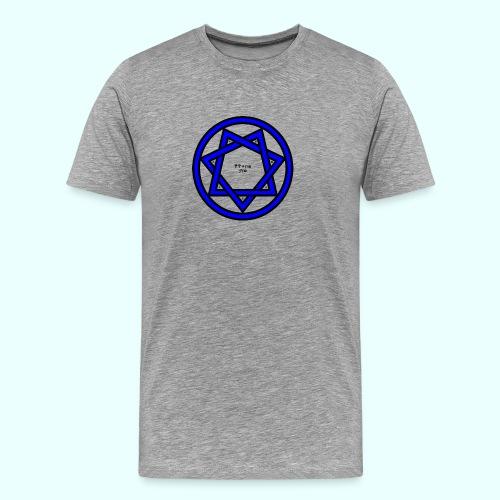 Twixtov septagram - Mannen Premium T-shirt
