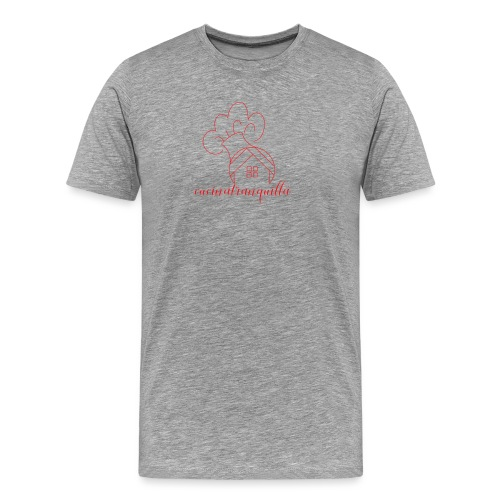 cucinatranquilla - Maglietta Premium da uomo