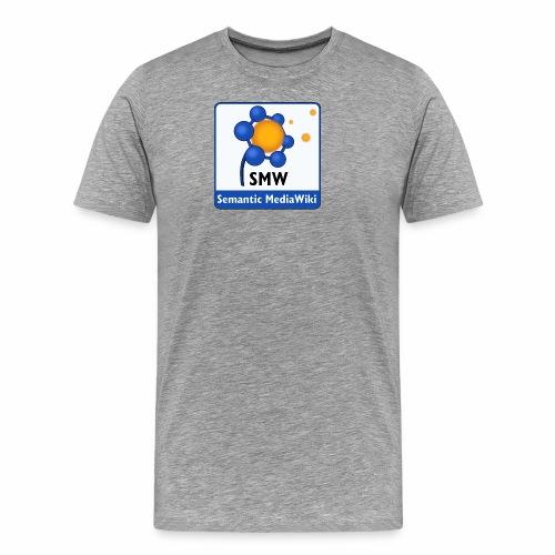 Semantic MediaWiki STREETWEAR - Männer Premium T-Shirt